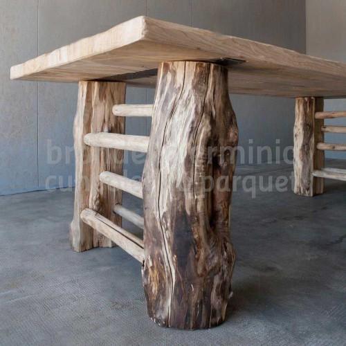 arredamento-tavolo-legno-riciclo-dettaglio